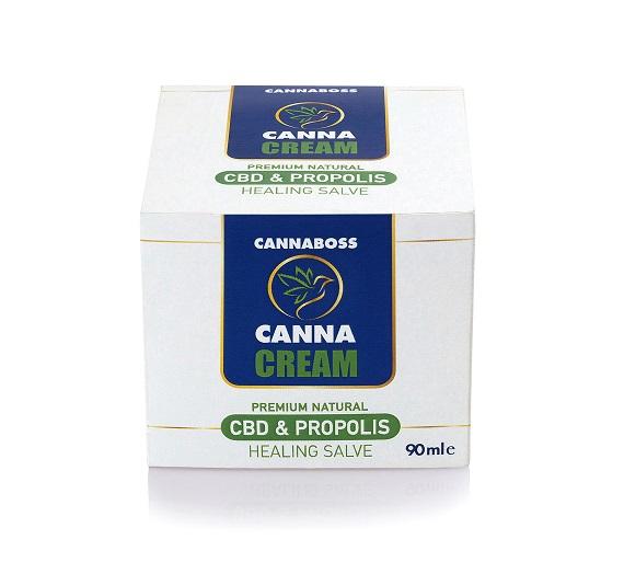 Κρέμα CBD CannaCream 400mg CBD