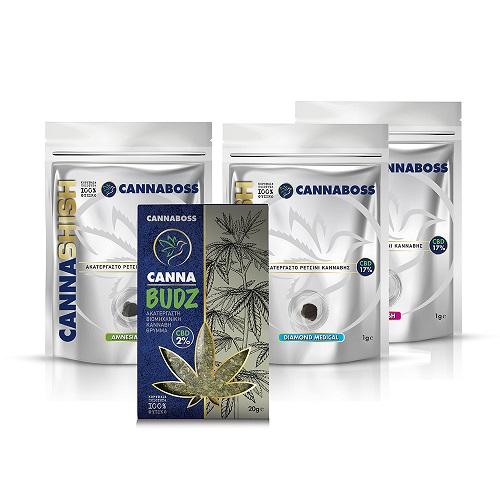 CannaBudz + CannaShish
