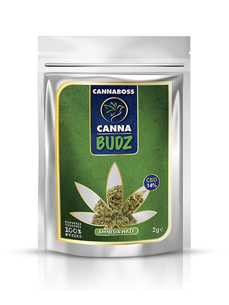 ανθη cbd CANNABUDZ Amnesia Haze 14% CBD 2g