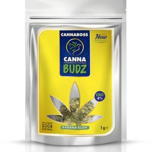ανθη cbd CANNABUDZ-BANANAKUSH